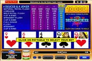 Play Free Deuces and Joker Video Poker