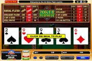 Play Free Poker Pursuit