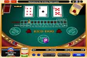 Play Free Red Dog Poker