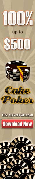 Cake Poker has Thousands of Live Poker Players daily! Play and Win Today!